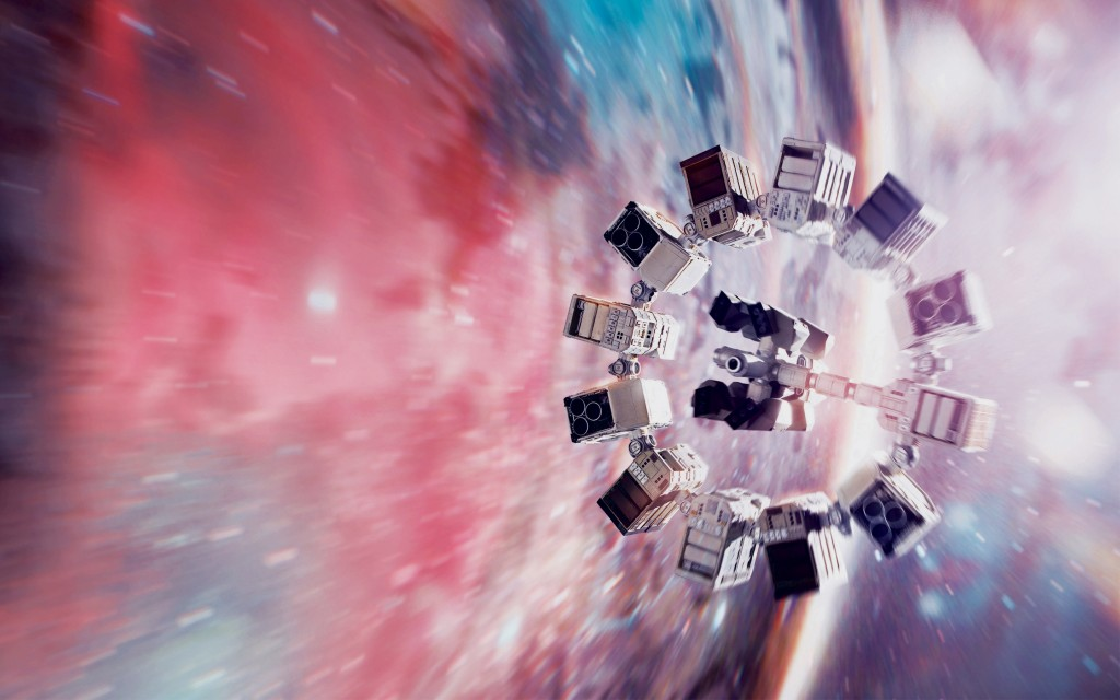 Alla fine è tutto un grande giramento di astronavi