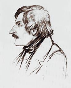 Nikolaj Gogol, và che bel profilino greco