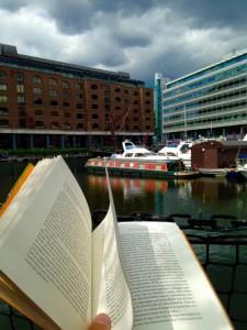 Pranzando ai St Catharine Docks