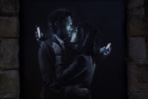 Mobile Lovers | Banksy
