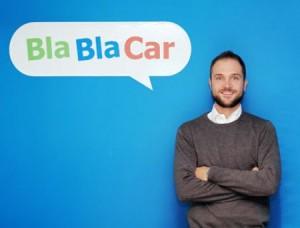 Andrea Saviane, 32 anni, è Country Manager di Bla Bla Car Italia.