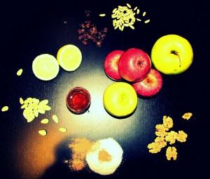 Ingredienti per il ripieno