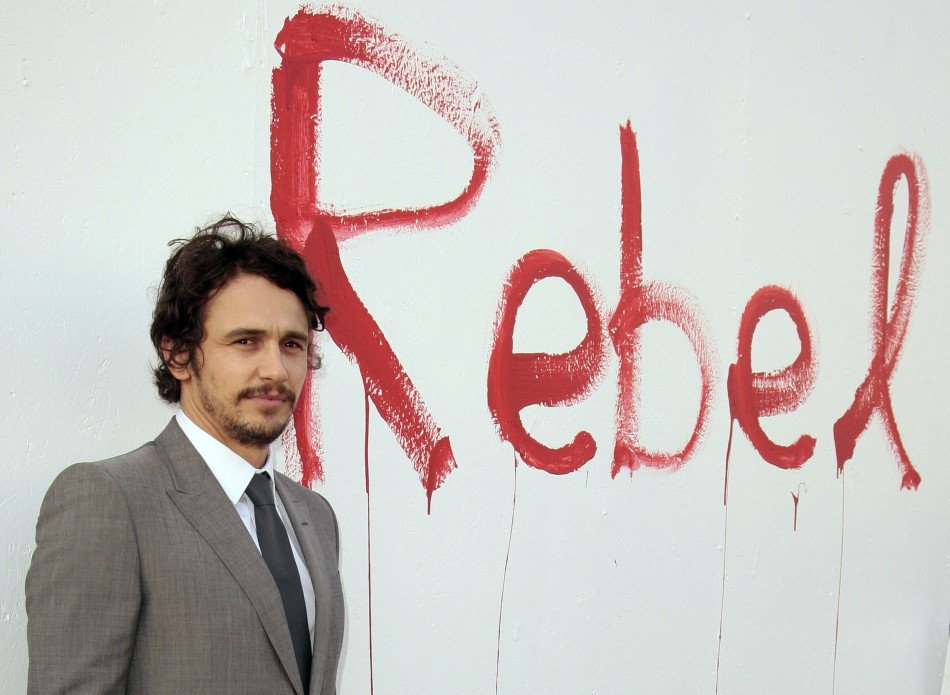 James Franco, Rebel Exhibition