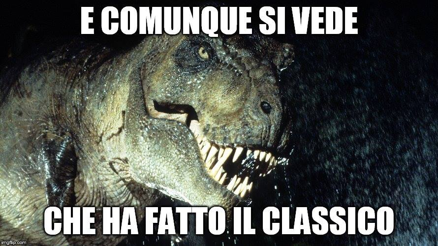 Dinosauri onesti