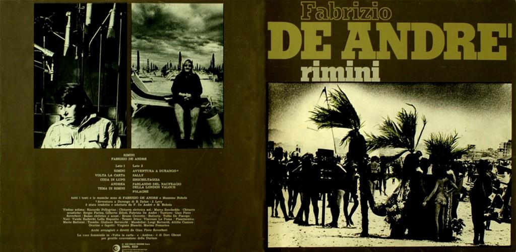 copertina di Rimini
