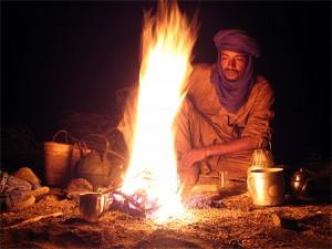 té nel deserto