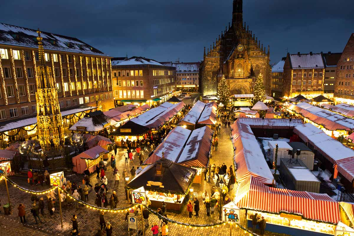 Mercatini di Natale a Norimberga - Ph credits www.clubmagellano.it