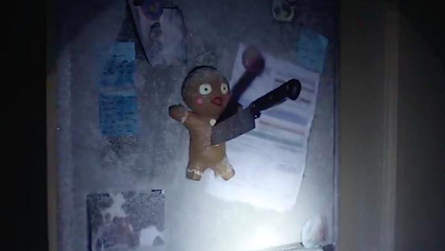 Krampus: ottimo horror natalizio basato sul folklore germanico. Anche l'Omino di Marzapane è rimasto stupito.