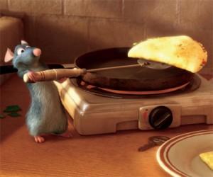chiunque può cucinare