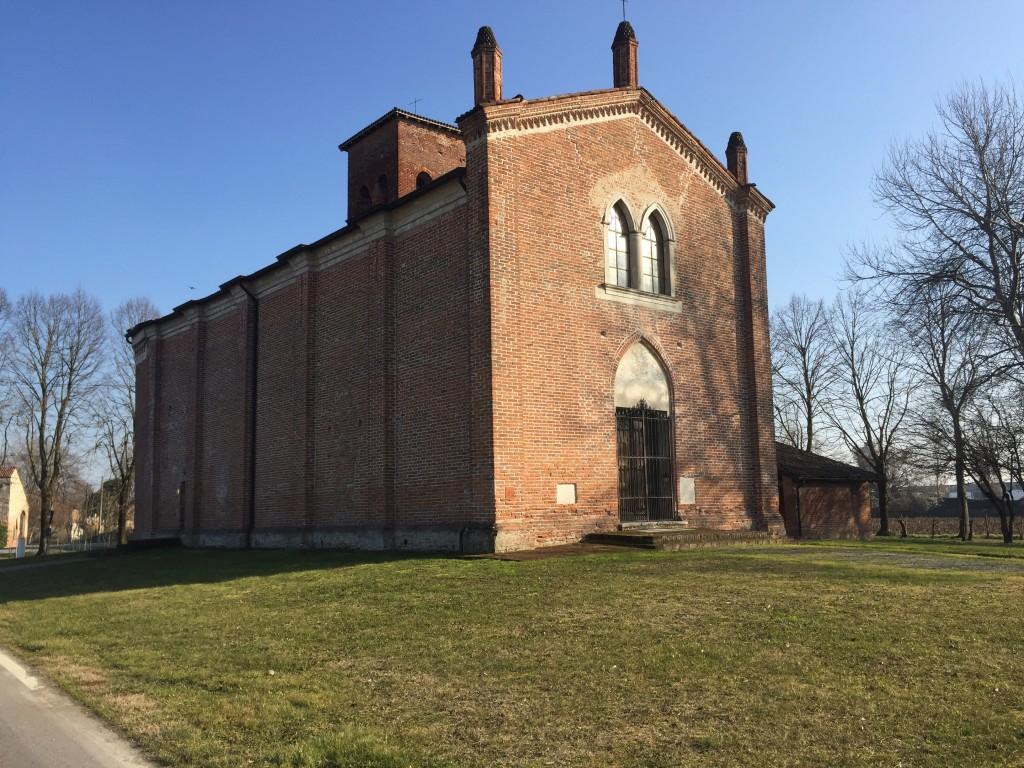 La Chiesa Vecchia.