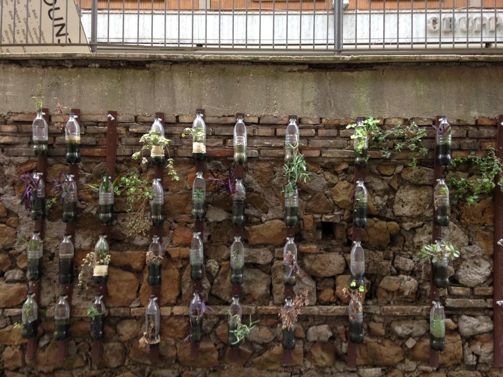 Jardins partagés alla romana.