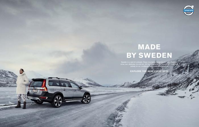Volvo Ibrahimovic