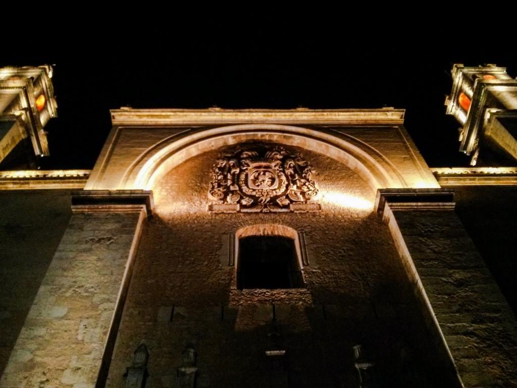 La cattedrale di Mérida è la più grande del continente americano.