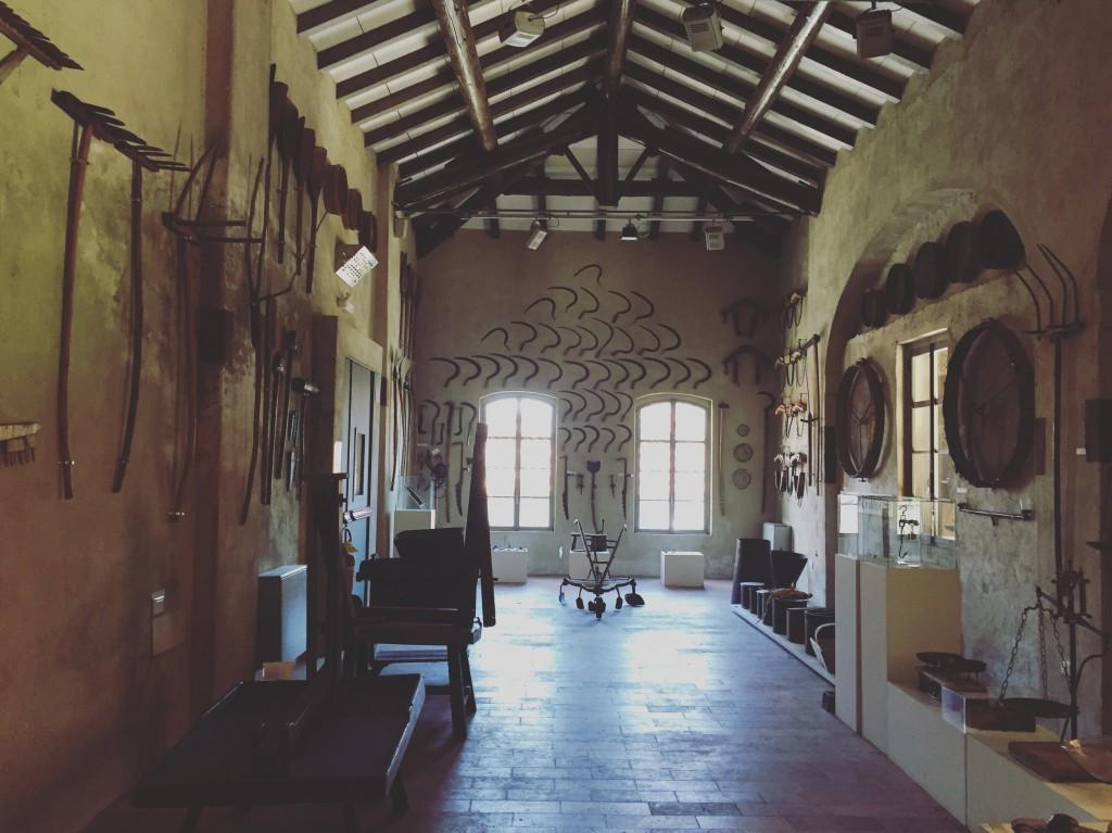 Il museo del Lino