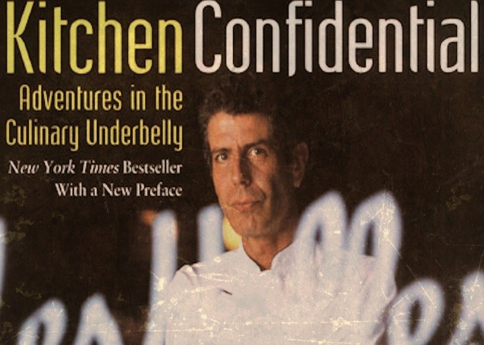Kitchen confidential di Anthony Bourdain - SALT Editions