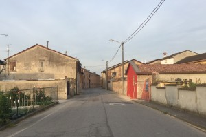 Pessina, zona Borghetto