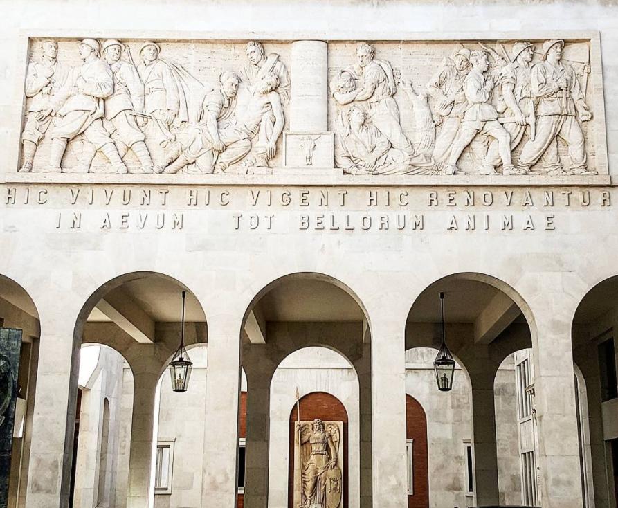 """Universa Universis Patavina Libertas, ovvero """"tempio di fede civile e presidio di eroica resistenza"""""""