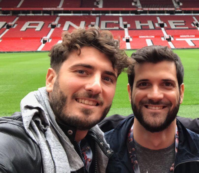 Massimo e Matteo, fondatori di CubePit