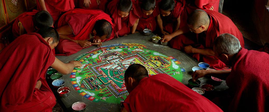 Samsara - Mandala, India