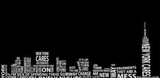 NYC degli Interpol sullo skyline