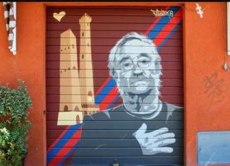 Immagini da Bologna per una playlist a tema