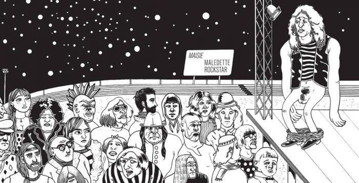 Ritornano i Maisie con Maledette Rockstar