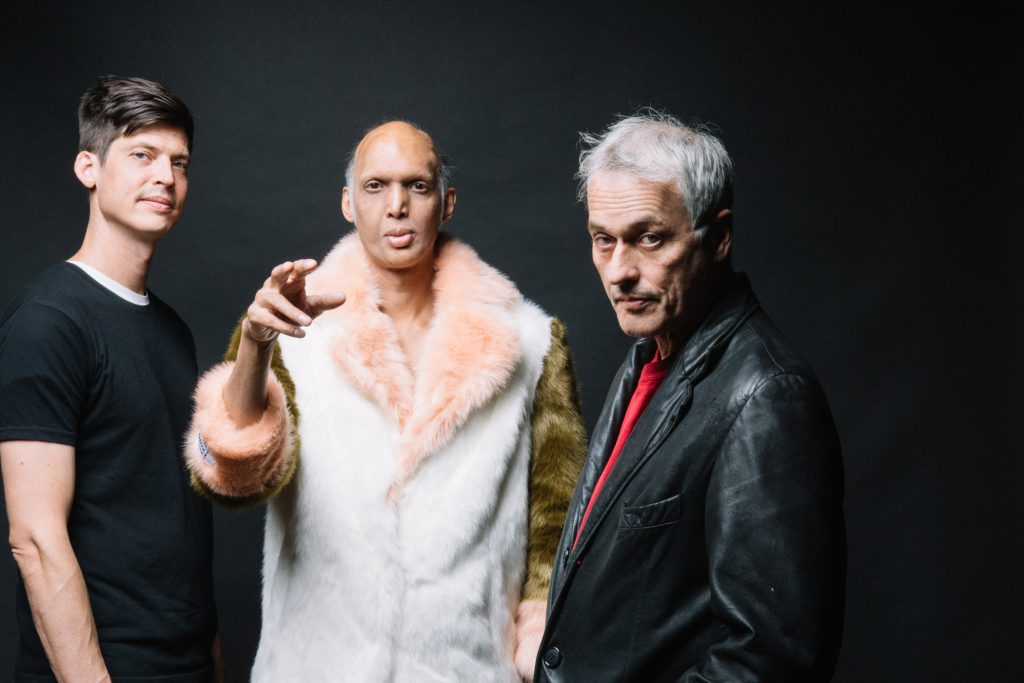 Marc Ribot e i suoi Ceramic Dog