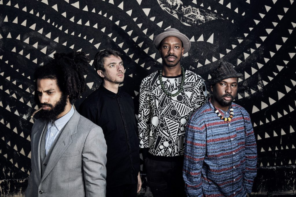 Shabaka Hutchings e i Sons Of Kemet