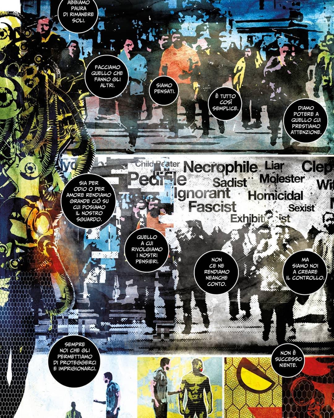 Iron Kobra, un nuovo livello di graphic novel? - SALT Editions
