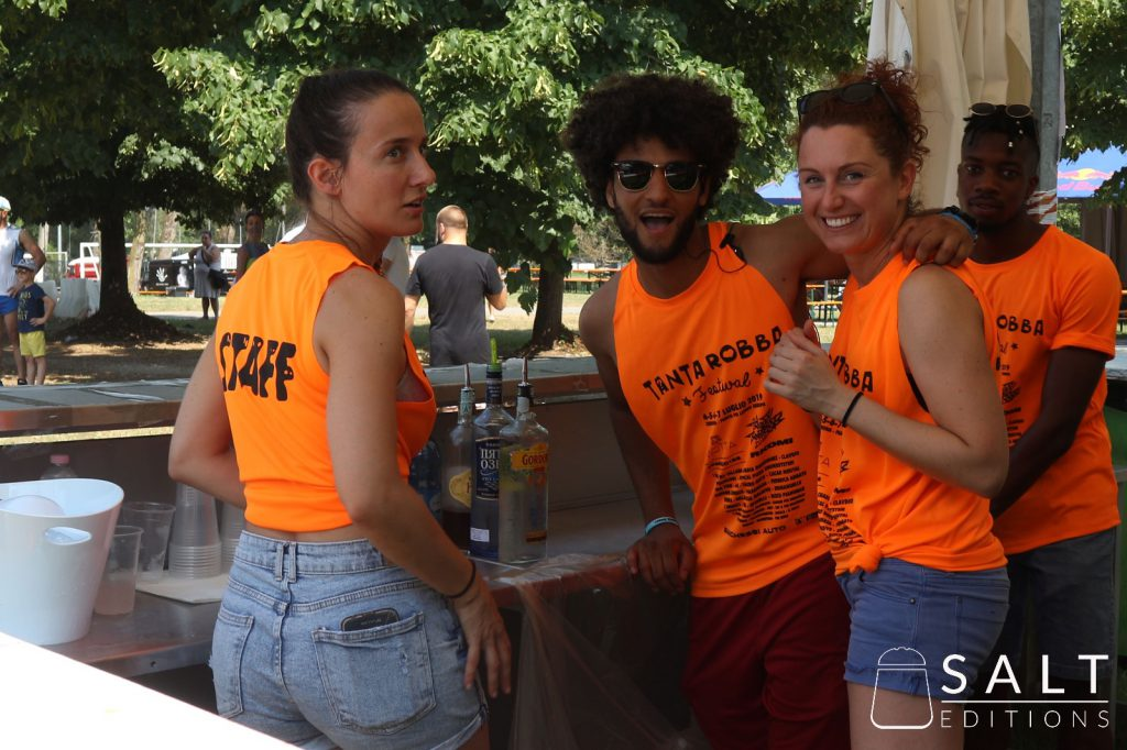 Volontari Tanta Robba Festival