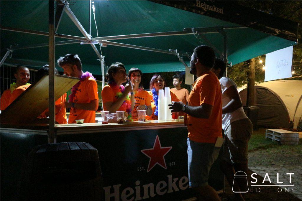 Backstage Tanta Robba Festival