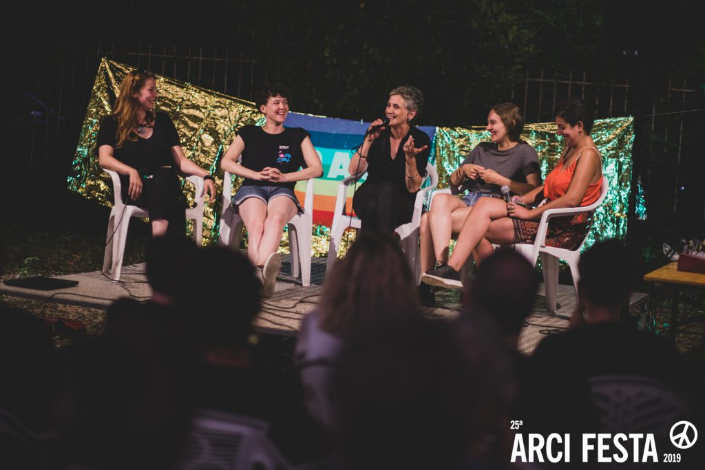Girls To The Front. Una serata con Any Other all'ArciFesta di Cremona