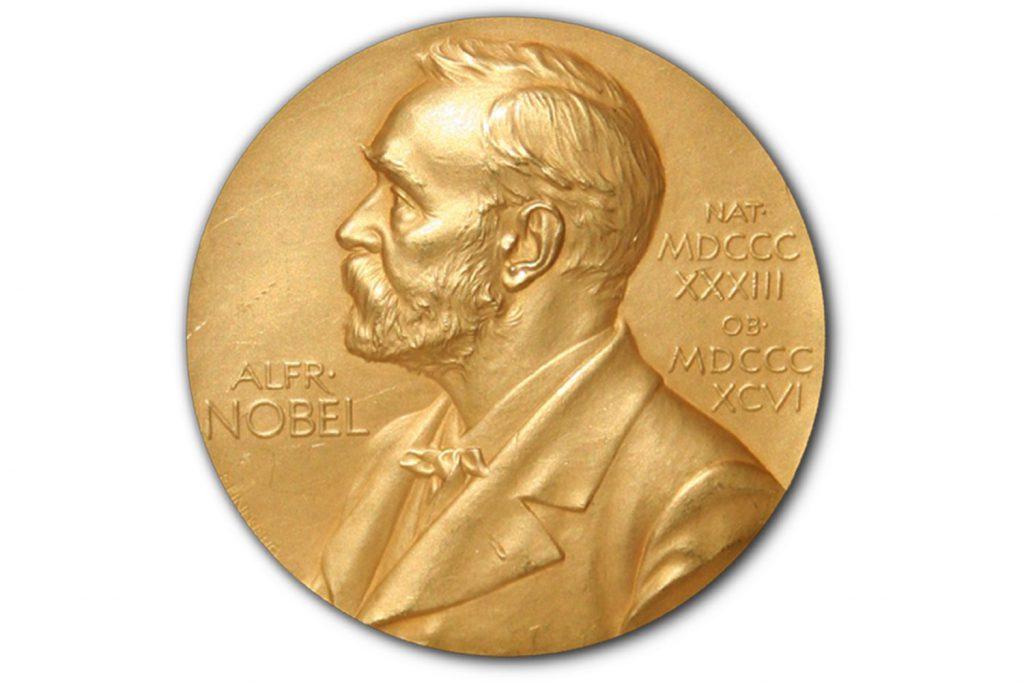 Medaglia d'oro per il Premio Nobel