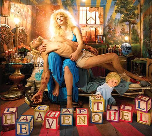 Pietà with Courtney Love, 2006