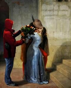 Done, Il bacio - nel posto sbagliato al momento sbagliato. 2013