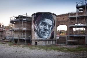Pasolini nel Forgotten Project al Teatro India - Frederico Draw