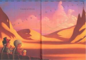 Il cinema nel deserto