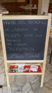 Libreria CULTORA, Roma.
