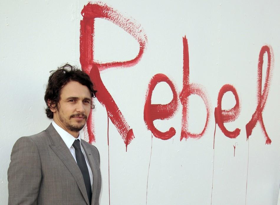 James Franco, Rebel Exhibition