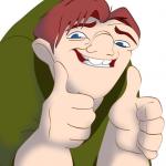 Hello Mr Quasimodo