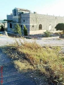 I luoghi della prigionia siriana.