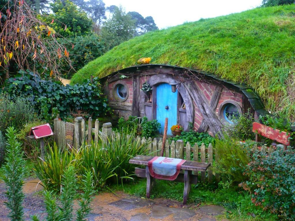 Casa di un hobbit