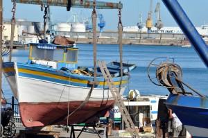 Sète e le sue barche