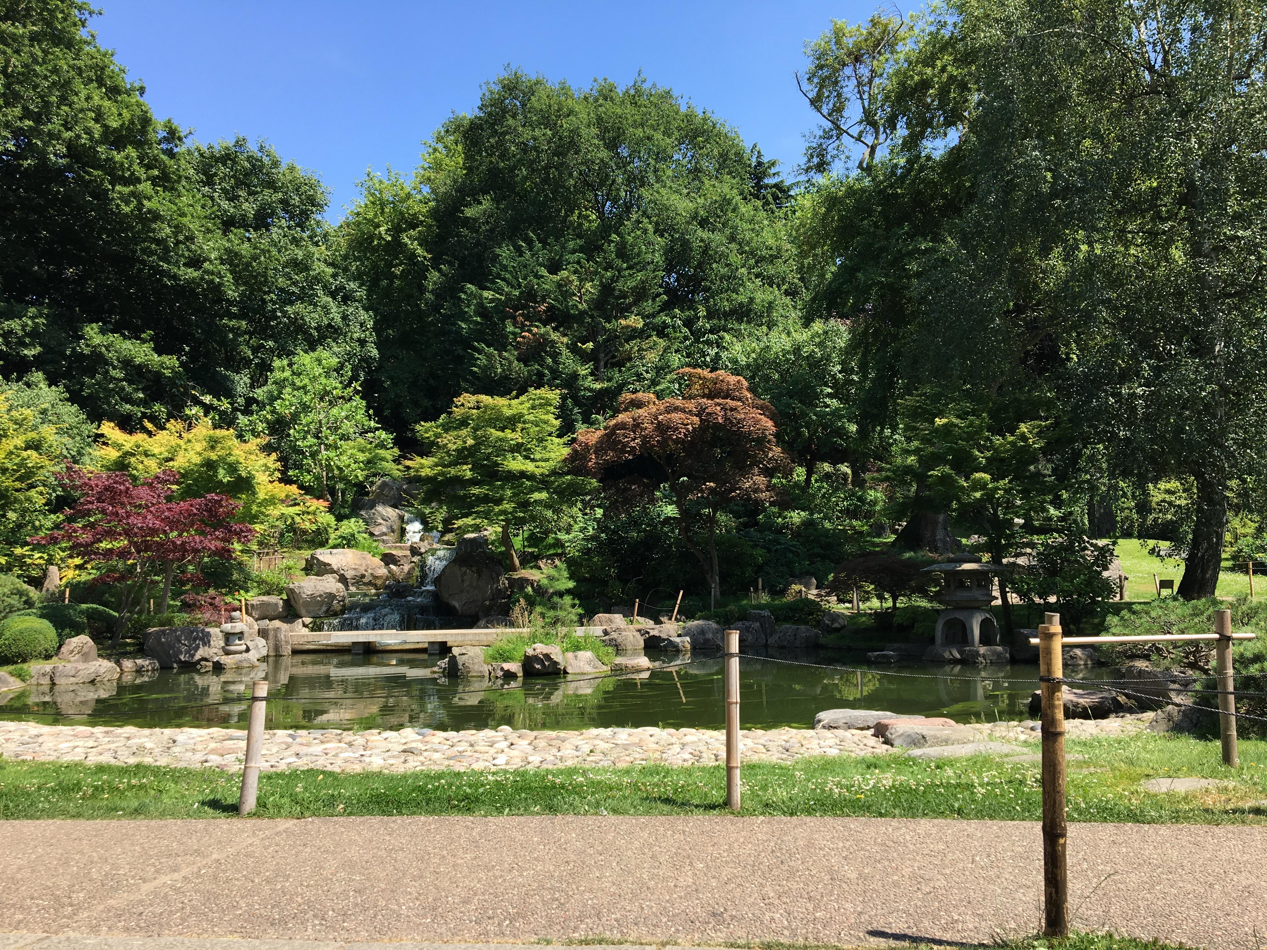 I Kyoto Garden