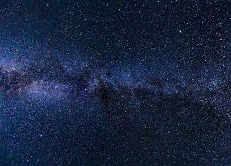 Il cielo di notte