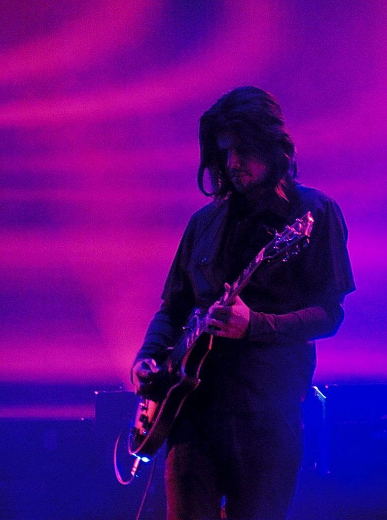 Adam Jones, chitarrista dei Tool