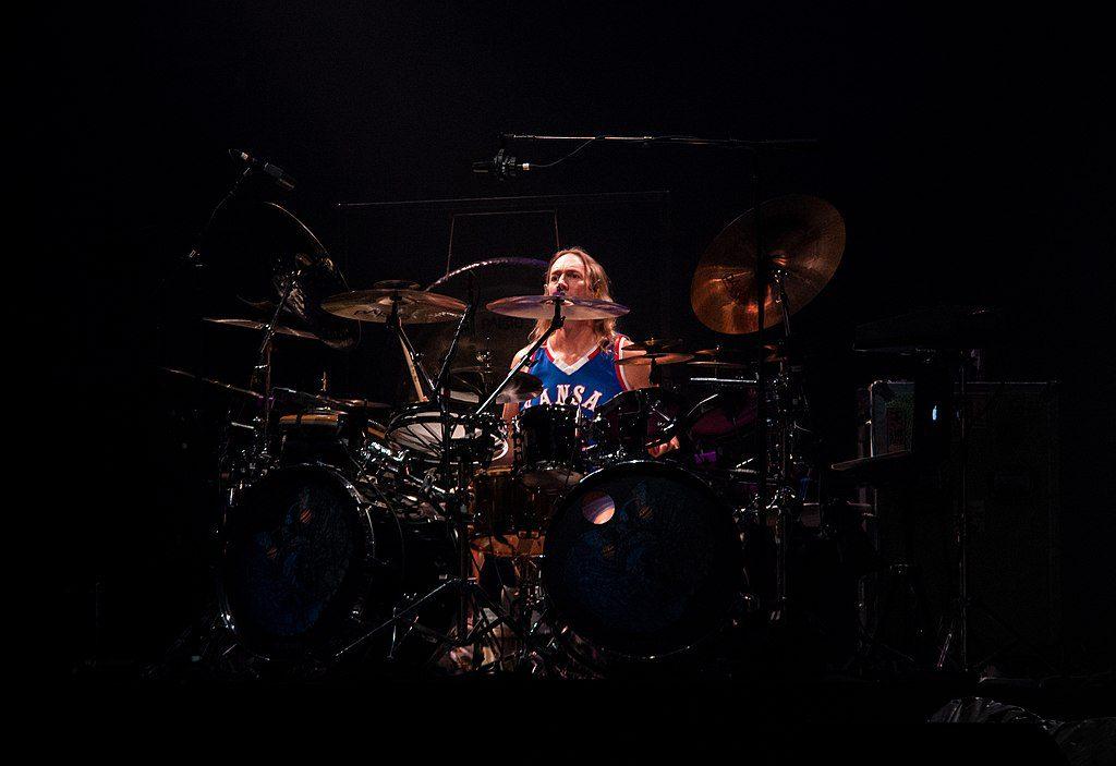 Danny Carey, batterista dei Tool