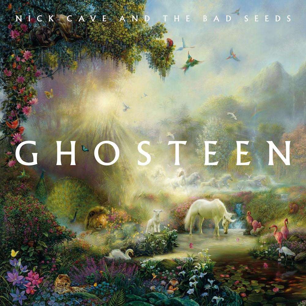 Nick Cave è tornato, e il suo nuovo album è Ghosteen