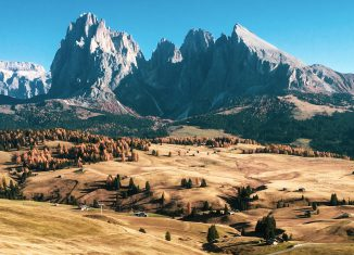 Autunno sulle Dolomiti