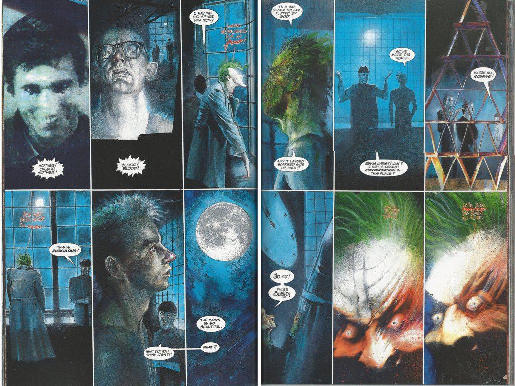 Batman. Arkham Asylum: Una seria casa su un serio suolo